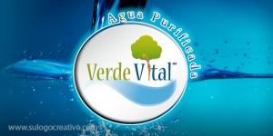 Logotipo para  agua purificada