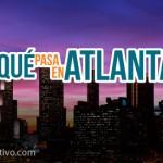 Logotipo para portal de sociales en Atlanta Estados Unidos