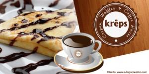 Logotipo para cafetería.