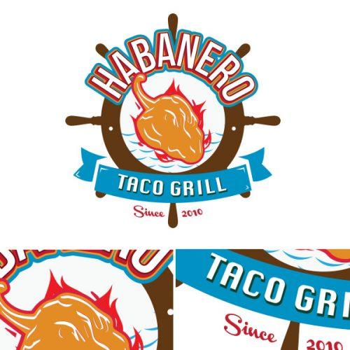 Logotipo para Restaurant de Baja California