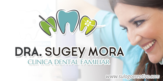 Logotipo para Dentista en Michoacán.