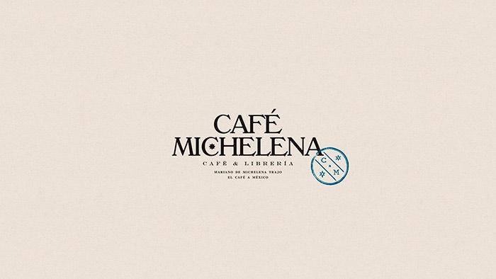 Logotipo de Café Michelena Morelia