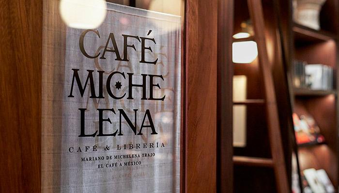 Café Michelena Morelia