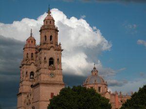 Fotograf�a Catedral de Morelia