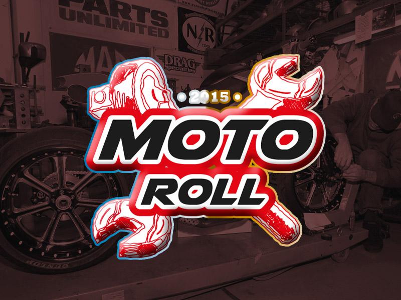 Logotipo para taller de motos en CDMX