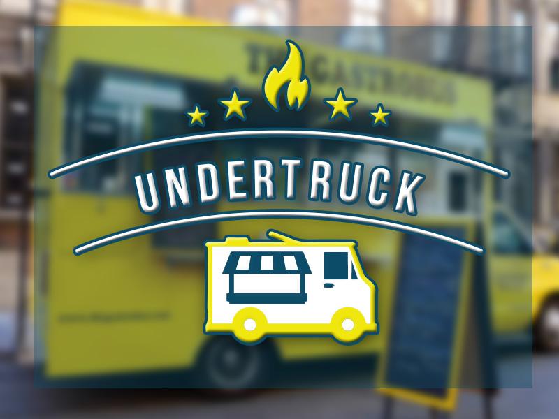 Logotipo para Food Truck en Monterrey