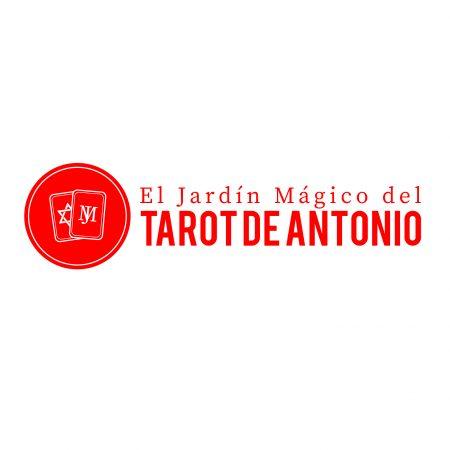 Propuestas de logotipo para el Jardín Mágico del Tarot de Antonio