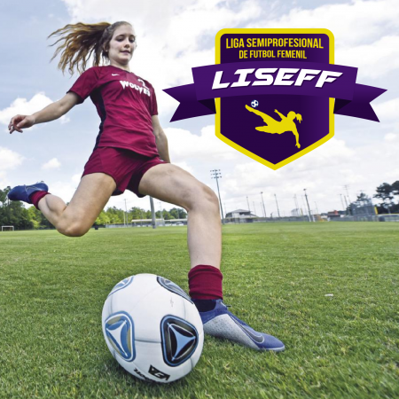 Liga de semiprofesional de futbol femenil en Morelia