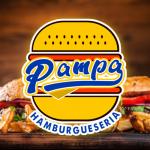 Logotipo de hamburguesas