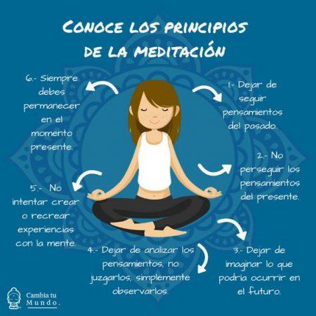 6 Principios de la Meditación Morelia