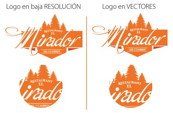 Vectorización de logotipos en Morelia