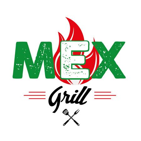 Mex Grill restaurant de comida mexicana en Londres.