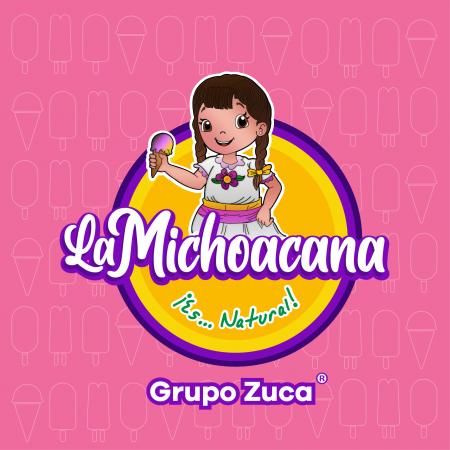 Logotipo de Peletería la Michoacana, es Natural.